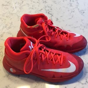 Nike KD Basketball Shoes Boys 7Y